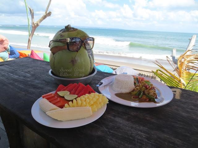 707 Beach Berm, Batu Belig, Bali, Indonesia