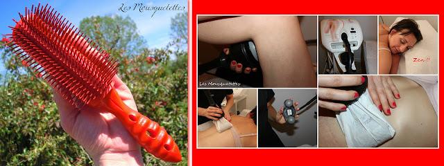 Brosse à cheveux Dragon Air Style - Ys PArk - Institut Osoya - Les Mousquetettes©