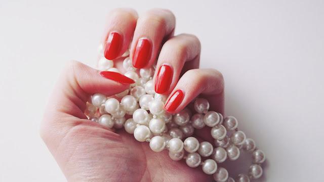 Klasyk na paznokciach - czyli nowa czerwień od Golden Rose