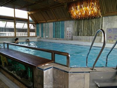 Pool at Hilton Strand Hotel Helsinki