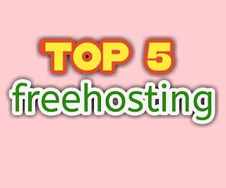 পাঁচটি ফ্রি হোস্টিং সাইট নিয়ে আসলাম আপনাদের জন্য - Top 5 Free Hosting Site for you