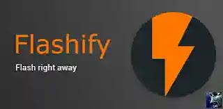 Aplikasi FLASHIFY