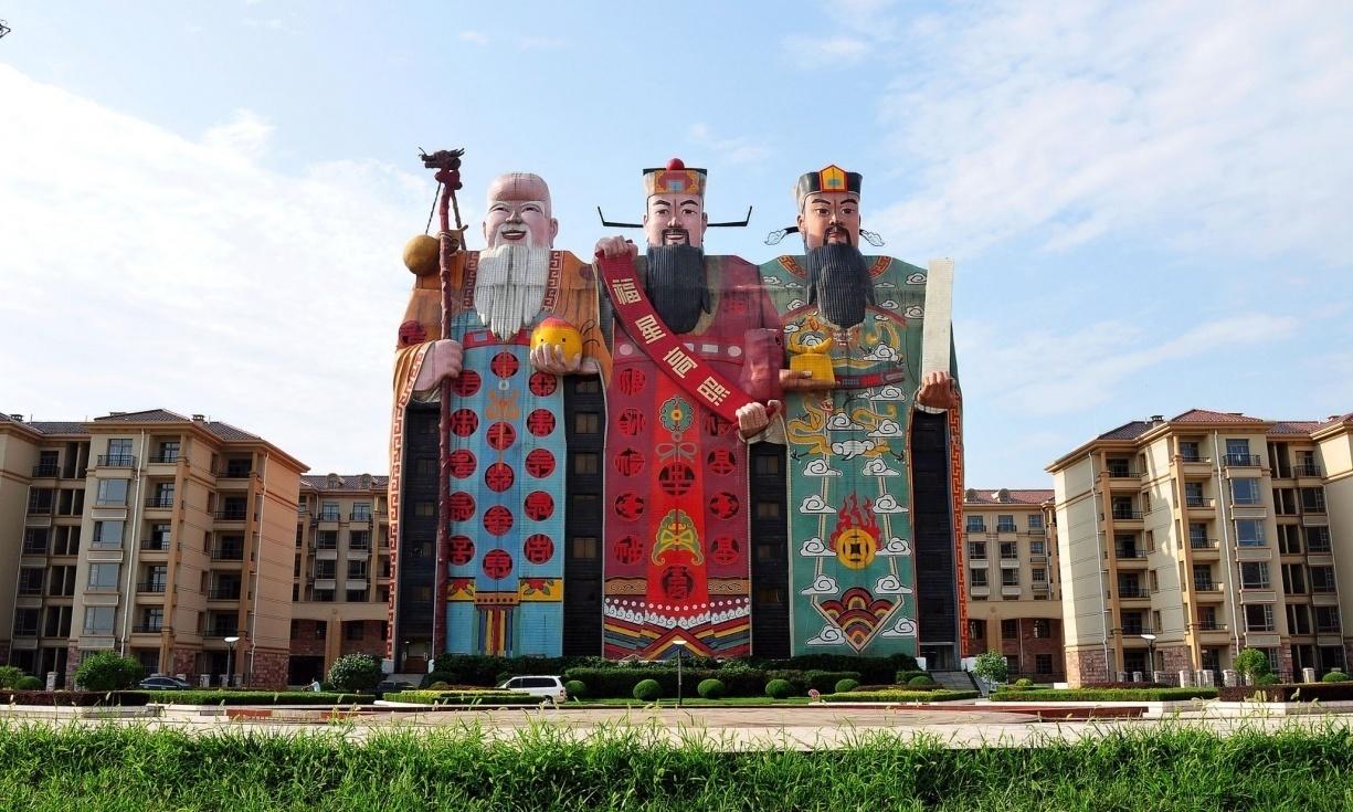 5 Hal Unik Dan Aneh Ini Cuma Bisa Kamu Temui Di China Kumpulan