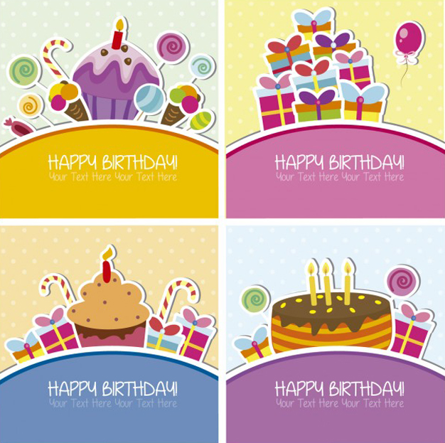 Free Birthday Powerpoint Templates