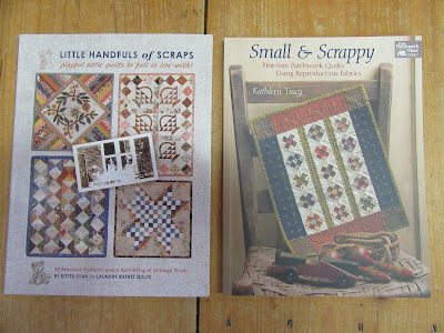 Busy Thimble New Books New Fabric New Jo Morton Club