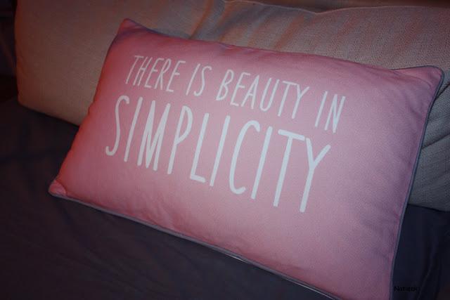 la beauté en tout simplicité