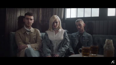 Clean Bandit - Rockabye ft. Sean Paul & Anne-Marie [ #Official #Music #Video ]