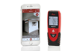 Jual Distance Meter Leica Disto D1 Range 40 Meter With Bluetooth Call 08128222998