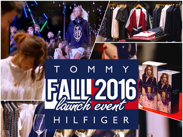 Tommy Hilfiger: Fall 2016