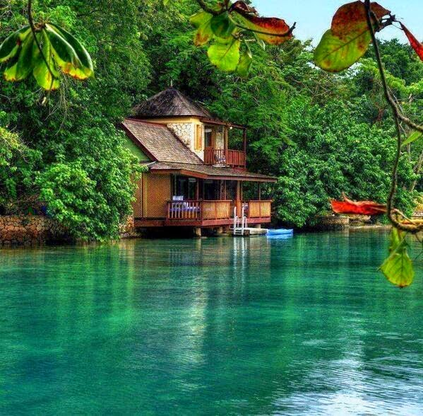 The Dream House in Jamaica