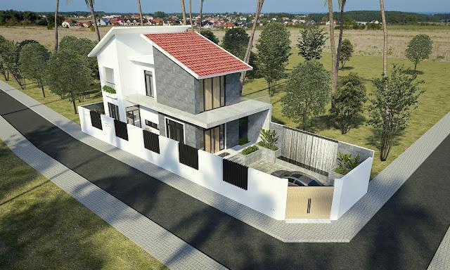 Thiết kế nhà vườn hiện đại 2019 4