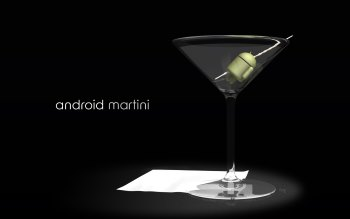 Hot - Creative Art Android Martini