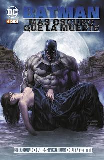 Batman Más oscuro que la muerte