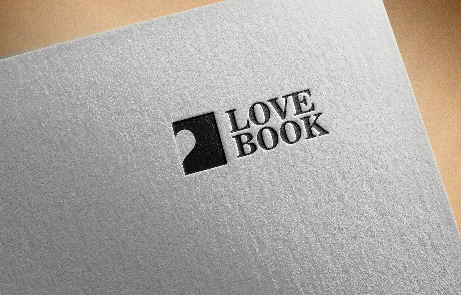 Love Book Logo Idea