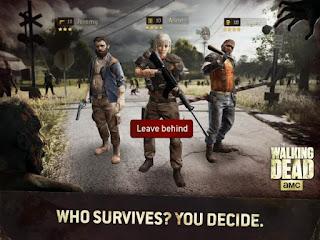 The Walking Dead No Man's Land Apk v2.5.0.53 Mod