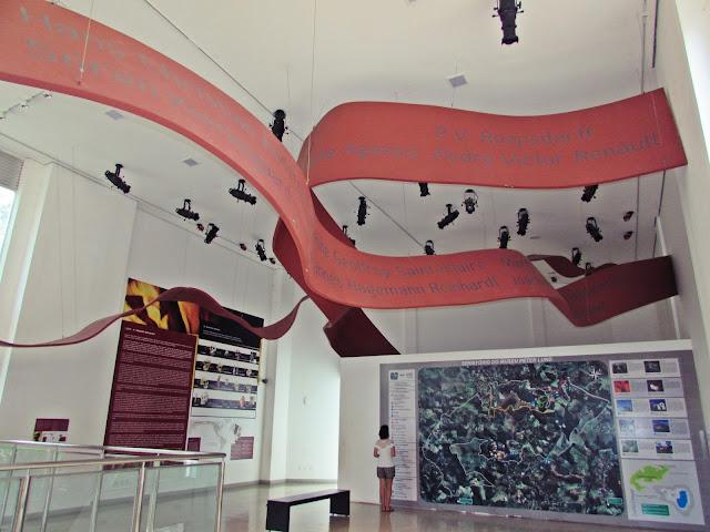 Museu Peter Lund - Gruta da Lapinha - MG