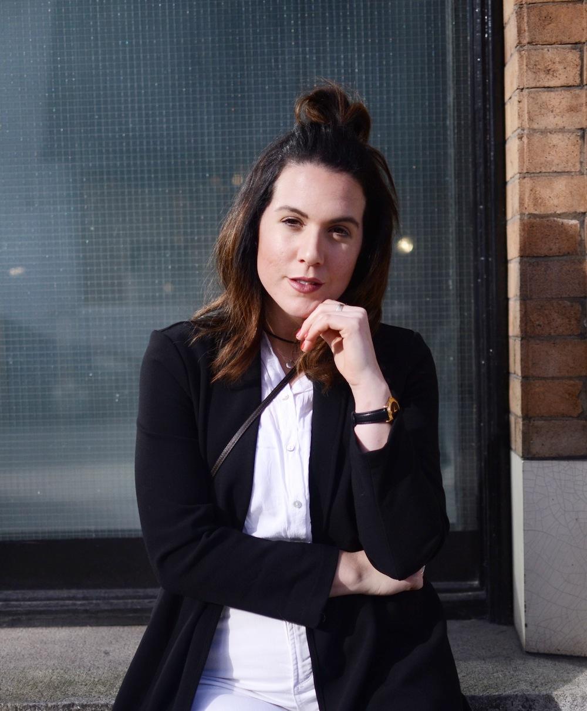Aleesha Harris Vancouver fashion