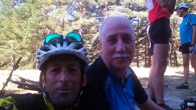 MTB Carril del Gallo - AlfonsoyAmigos