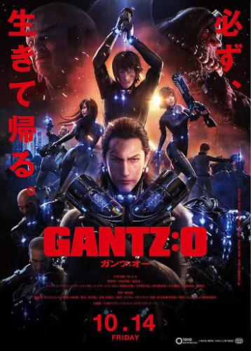 Gantz O กันสึ โอ