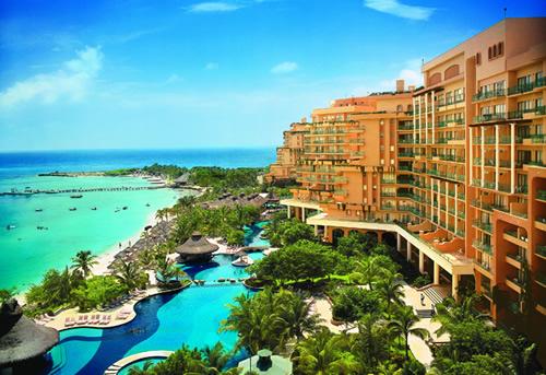 5 hoteles m s lujosos de canc n just luxury guide for Hoteles mas lujosos del mundo bajo el mar