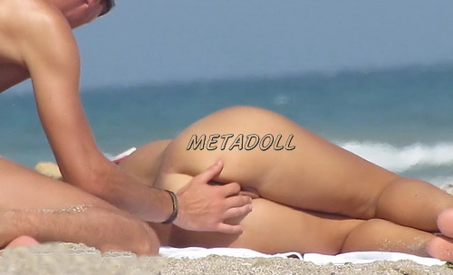 NudeBeach bb14052-14058 (Hidden camera captures naked girls on nude beach)