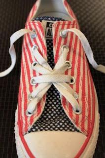 Cara Mengikat TALI Sepatu Model MATAHARI