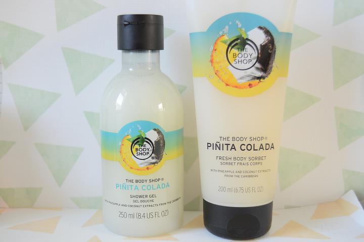 Pinita Colada The Body Shop Vélizy 2
