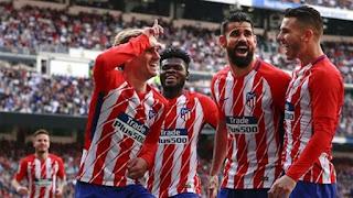 موعد مباراة  اتليتكو مدريد واسبانيول السبت 4-5-2019 ضمن الدوري الأسباني والقنوات الناقلة