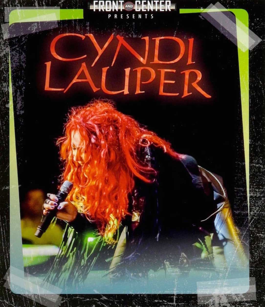 Cyndi Lauper: Front And Center Presents Torrent - Blu-ray Rip 1080p (2015)