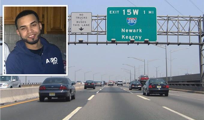 Dominicano que cambiaba neumáticos en carretera de Nueva Jersey muere arrollado por un camión