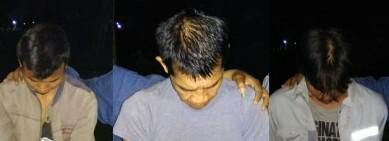 Tiga pengedar sabu di Tanjungbalai.