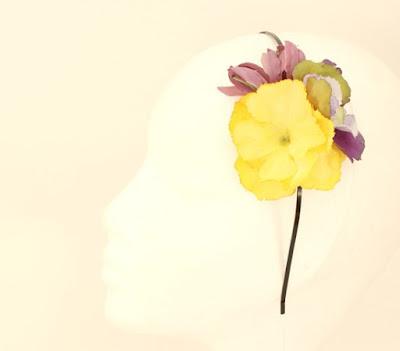 PV 2017 - Coleccion Tropical 05 Diadema Tocado flor
