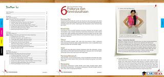 Ilmu Hexa - Screen Shot Download Buku Prakarya dan Kewirausahaan Kelas X Semester 1 Kurikulum 2013