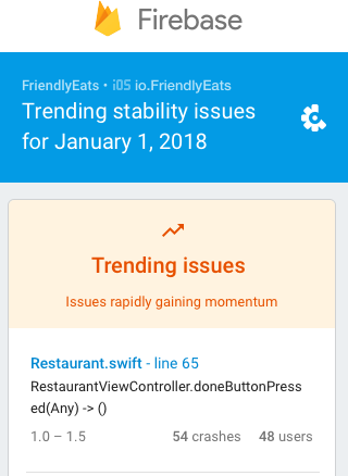 image of trending issues