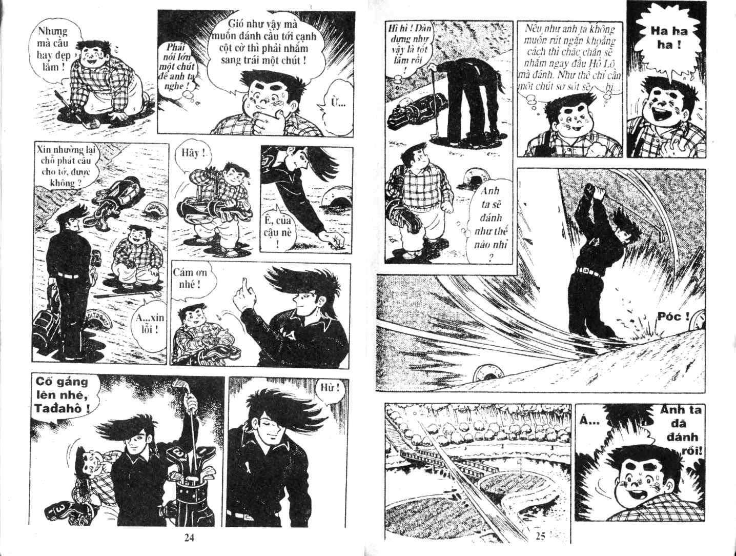 Ashita Tenki ni Naare chapter 5 trang 11