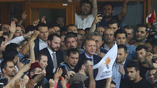 At Least 60 Killed During Coup Attempt In Turkey