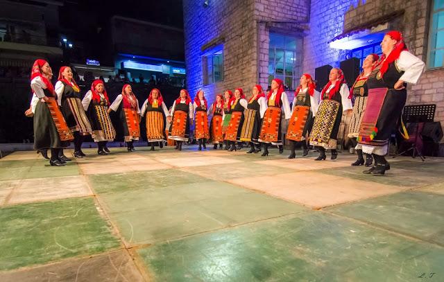 Θεσπρωτία: Με συμμετοχή πλήθους θεατών το 9ο Φεστιβάλ Παραδοσιακών χορών Φωτικαίων Γαία