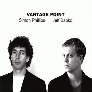 Simon Phillips, Jeff Babko - 2000 - Vantage Point