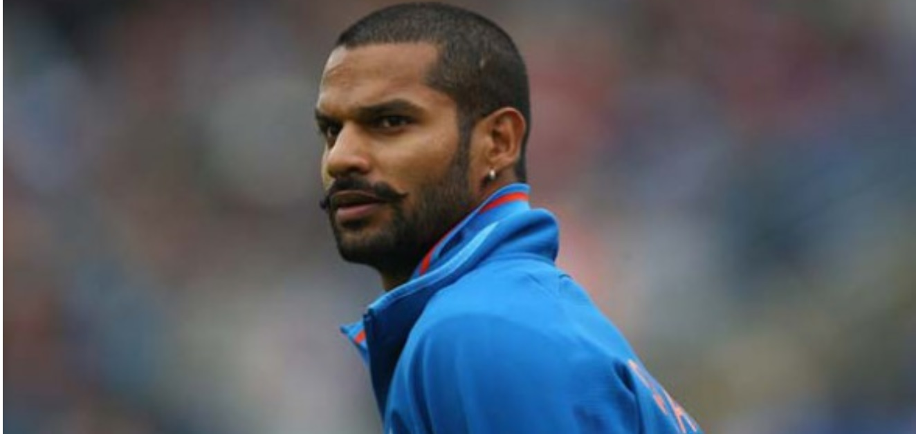 how much rich is Shikhar Dhawan 2017