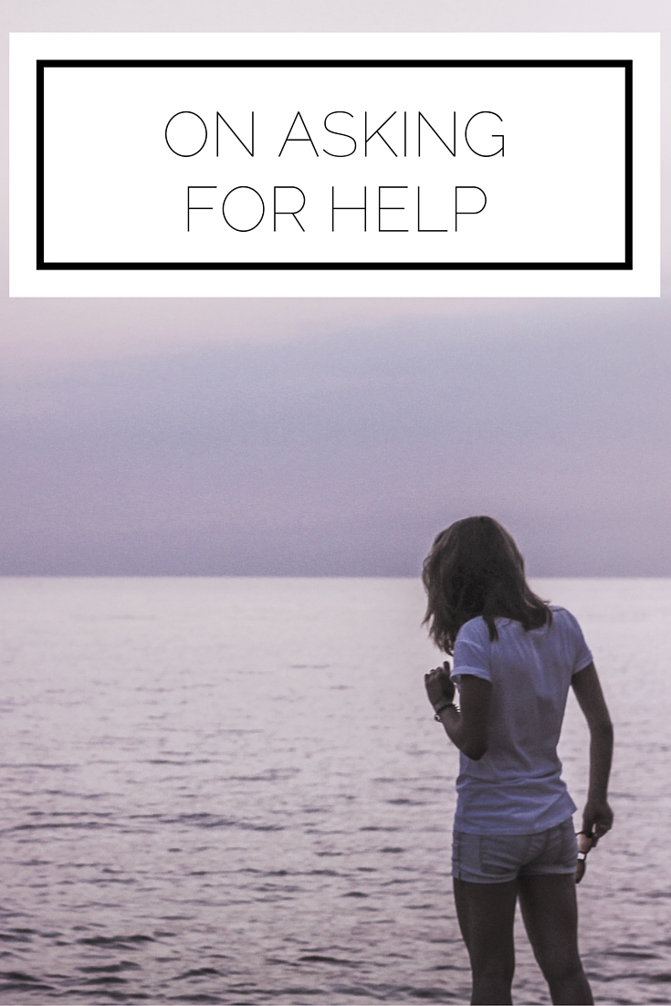 Click to read now, or pin and save for later! There's nothing shameful in asking for help and can be beneficial! Here's how to do it