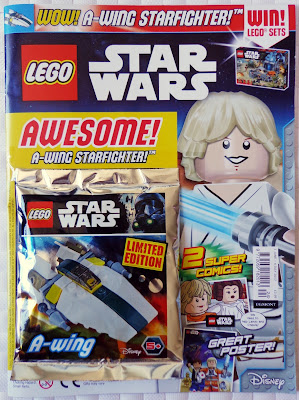 LEGO Star Wars Magazine Issue 24