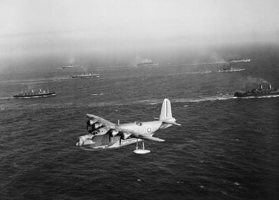 31 July 1940 worldwartwo.filminspector.com Short Sunderland Flying Boat