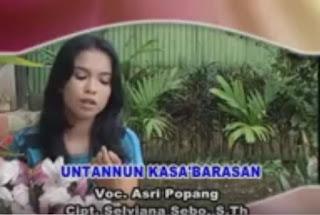 Download Lagu Untannun Kasa'barasan (Asri Popang)