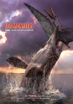 Sea Monsters: A Walking with Dinosaurs Trilogy (2003) ταινιες online seires oipeirates greek subs