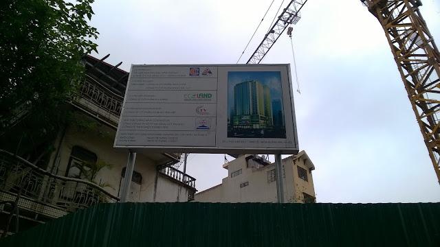 Eco Green Tower Giáp Nhị