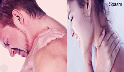 spasm disease, মাংসপেশির আক্ষেপ বা খিঁচুনি