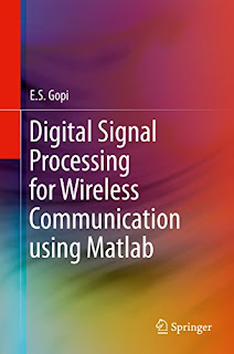 Download Digital Signal Processing for Wireless Communication using Matlab pdf free