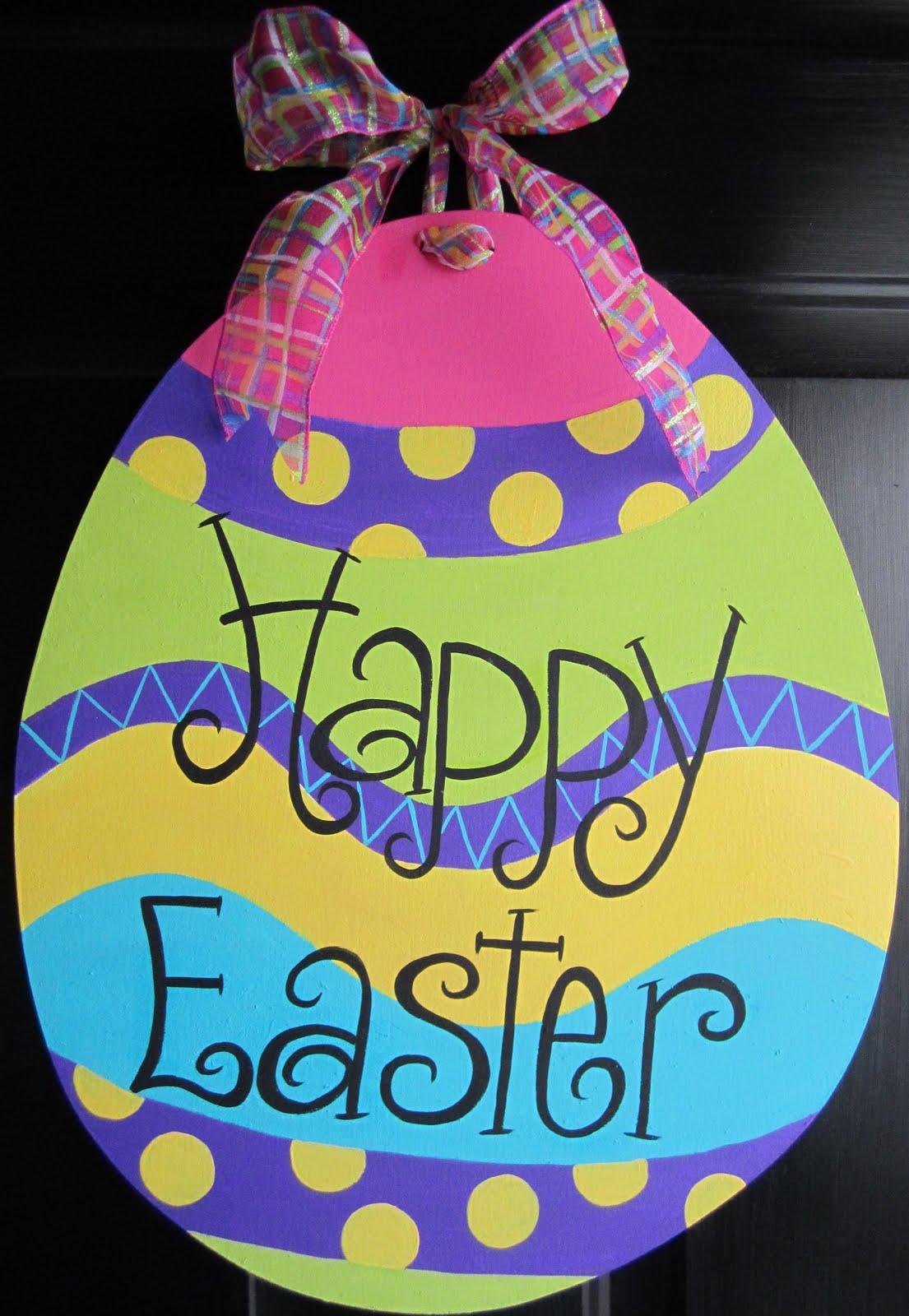 Seasons Of Designs Easter Door Hanger