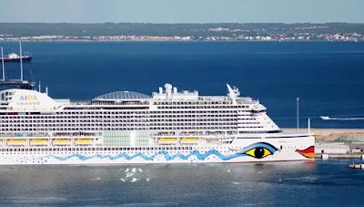 crucero Aida