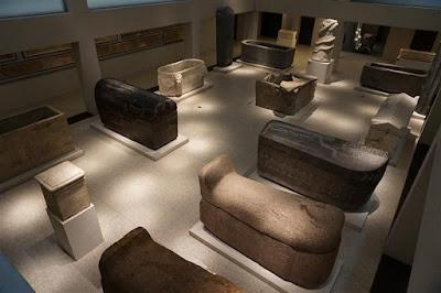 Egipto en el Nuevo Museo